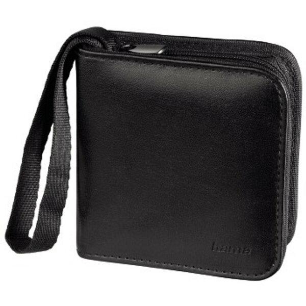 Hama Wallet 12 SD Speicherkarte-Gehäuse Koskin Schwarz