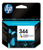 HP 344 Original Cyan, Magenta, Gelb 1 Stück(e)