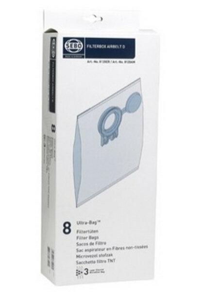 Sebo 8120ER Filtertüten 8120ER Filterbox D