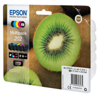 Epson Multipack 5-colours 202 Claria Premium Ink