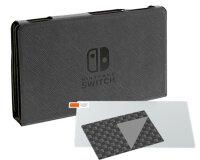 PowerA Hybrid Cover Flip case Nintendo Schwarz