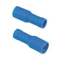 Hama 4 mm, blue, 100 Pcs Blau
