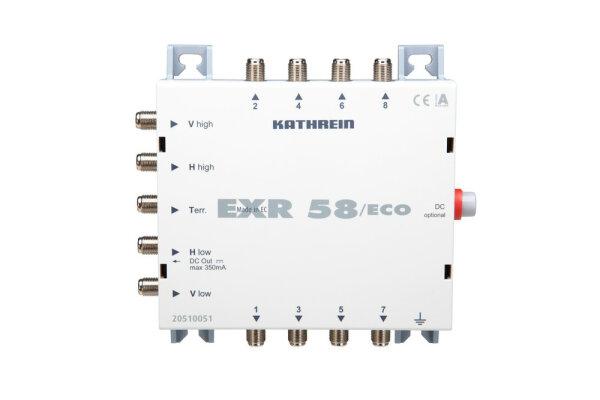Kathrein EXR 58/eco TV Set-Top-Box Grau