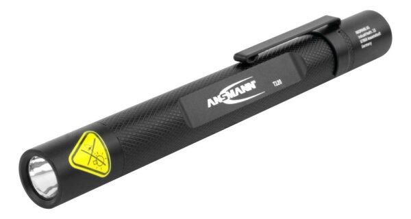 Ansmann Future T120 Stift-Blinklicht Schwarz LED