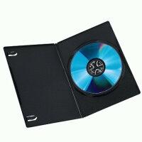 Hama DVD Slim Box 10, DVD-Leerhülle Black 1 Disks...