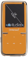 Intenso Video Scooter 8GB MP3 Spieler Orange