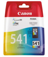 Canon CL-541 Colour Original Cyan, Magenta, Gelb 1...