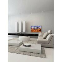Hama 118056 TV-LCD-Wandhalter 165,1 cm (65 Zoll) Schwarz