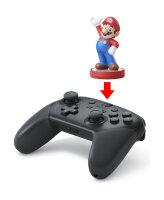 Nintendo Switch Pro Controller Gamepad Nintendo Switch,PC Schwarz