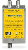 TechniSat TechniRouter Mini 2/1x2 Satblock-Verteilung