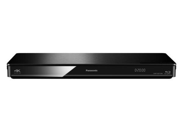 Panasonic DMP-BDT384EG DVD-/Blu-Ray-Spieler Blu-Ray-Player 3D Schwarz