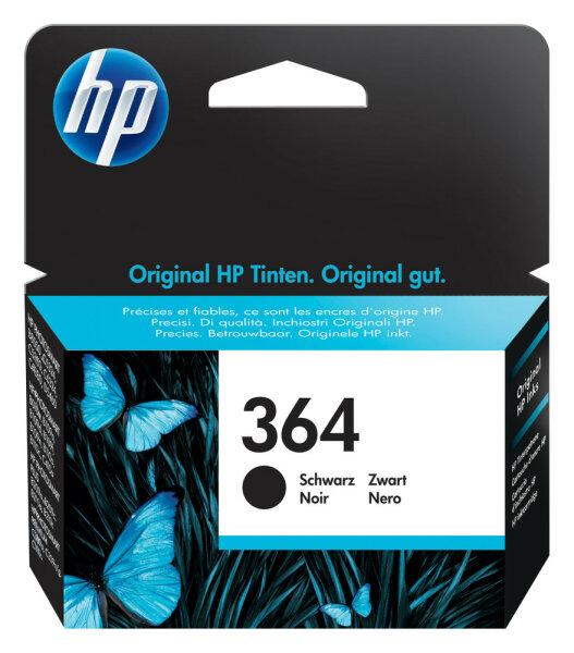 HP 364 Original Schwarz 1 Stück(e)