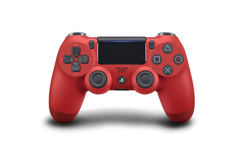Sony DualShock 4 Gamepad PlayStation 4 Rot