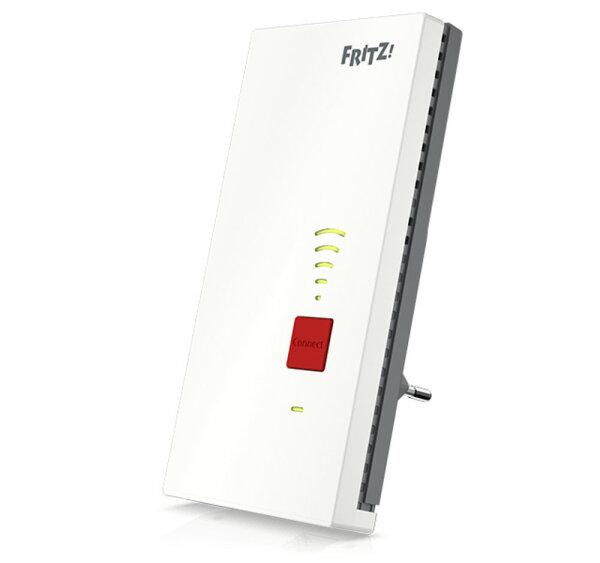 AVM FRITZ!Repeater 2400 1733 Mbit/s Netzwerk-Repeater Weiß