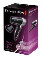 Remington D2400 Schwarz, Silber 1400 W