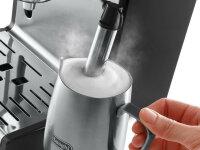 DeLonghi Autentica ECP33.21.BK Kaffeemaschine Freistehend Espressomaschine Schwarz 1,1 l Halbautomatisch