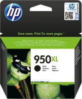 HP 950XL Original Schwarz 1 Stück(e)