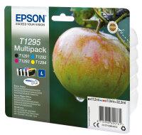 Epson Multipack 4 Farben T1295, DURABrite Ultra Ink