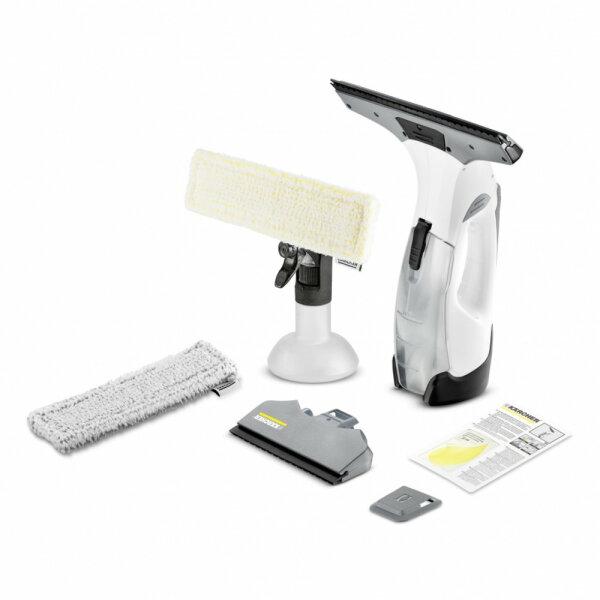 Kärcher WV 5 Premium Plus Elektrischer Fensterreiniger Schwarz, Weiß 0,1 l
