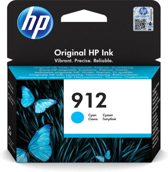 HP 3YL77AE Druckerpatrone Original Cyan 1 Stück(e)