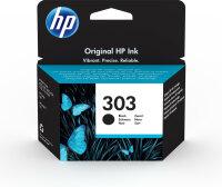 HP 303 Original Schwarz 1 Stück(e)