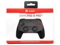 Snakebyte S PRO Gamepad Nintendo Switch Analog / Digital Bluetooth Schwarz