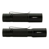 Ansmann 1600-0159 Taschenlampe Hand-Blinklicht Schwarz LED