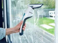 LEIFHEIT 51030 Elektrischer Fensterreiniger Weiß