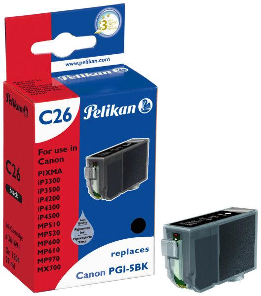 Pelikan C26 Schwarz 1 Stück(e)