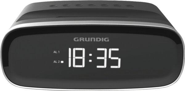 Grundig Sonoclock 1000 Radio Uhr Digital Schwarz