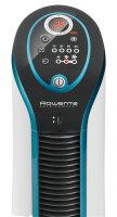 Rowenta VU6210F0 Ventilator Haushaltsturmventilator Schwarz, Blau