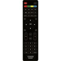 Schwaiger DSR400HD TV Set-Top-Box Satellit Full HD Schwarz