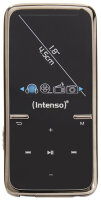 Intenso Video Scooter 8GB MP4-Player Schwarz