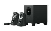 Logitech Z313 Lautsprecherset 2.1 Kanäle 25 W Schwarz