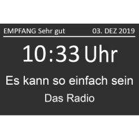 Hama DR1000DE Radio Persönlich Digital Schwarz
