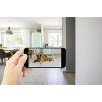 Hama 00176566 Sicherheitskamera IP-Sicherheitskamera Indoor Kuppel Tisch/Wand 1920 x 1080 Pixel