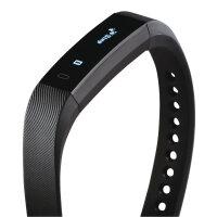 Hama Fit Track 1900 OLED 2,18 cm (0.86 Zoll) Activity Tracker Armband Schwarz IP65