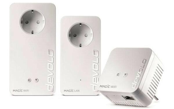 Devolo Magic 1200+ WiFi Multiroom Kit