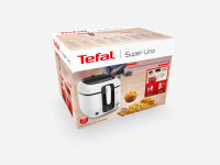 Tefal Super Uno FR3140 Fritteuse Weiß