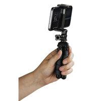 Hama Flex Stativ Smartphone-/Action-Kamera 3 Bein(e) Schwarz, Rot