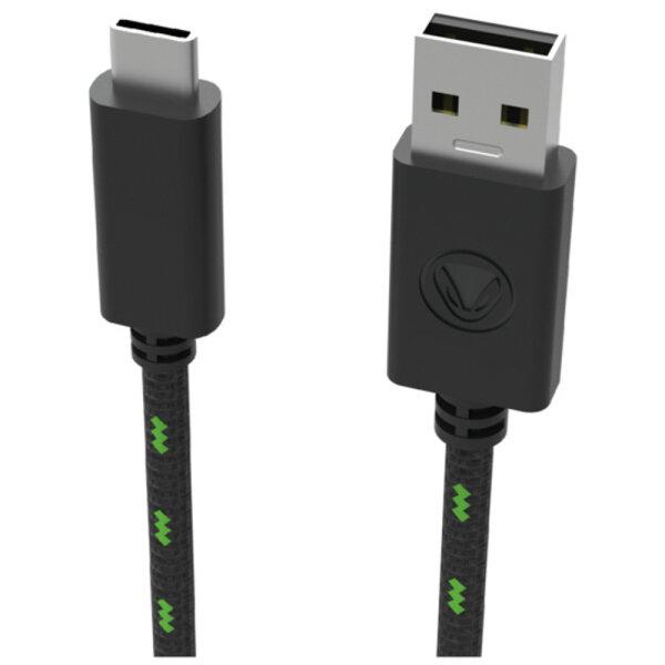 Snakebyte SB916281 USB Kabel 5 m 2.0 USB C USB A Schwarz, Grün