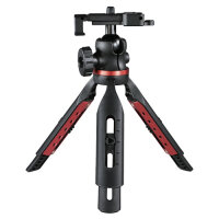 Hama Solid Stativ Smartphone/Tablet 3 Bein(e) Schwarz, Rot